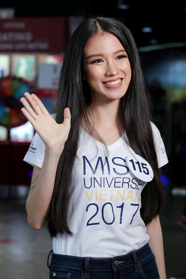 Lộ diện 20 thí sinh đầu tiên lọt vào bán kết Hoa hậu Hoàn vũ 2017, Mâu Thủy nổi tiếng nhất nhưng có nổi bật nhất? - Ảnh 5