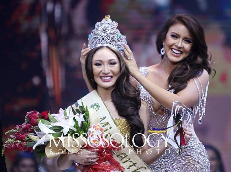 So sánh giữa Lê Âu Ngân Anh và Tân Hoa hậu Trái đất Philippines
