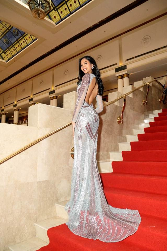 Đồng loạt tranh tài tại Hoa hậu Hoàn vũ Việt Nam, Hoàng Thùy và Mâu Thủy ai vượt trội hơn? - Ảnh 6