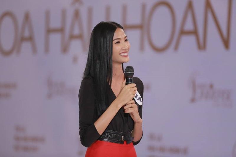 Đồng loạt tranh tài tại Hoa hậu Hoàn vũ Việt Nam, Hoàng Thùy và Mâu Thủy ai vượt trội hơn? - Ảnh 8