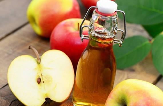 Cách trị ngứa da đầu và rụng tóc bằng giấm táo tự nhiên