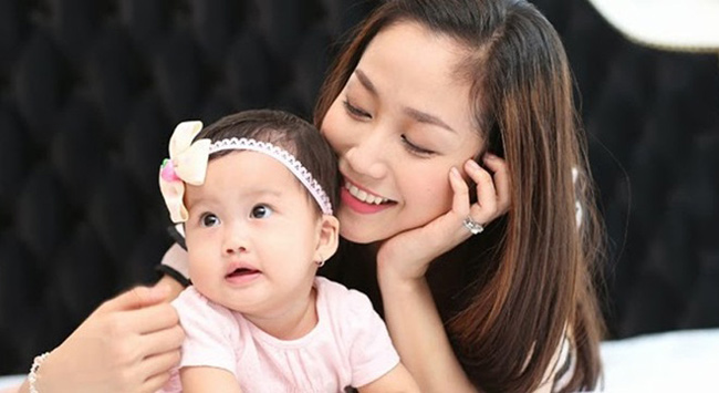 Sao nữ Vbiz càng đông con, càng được chồng yêu chiều, hạnh phúc tràn đầy - Ảnh 8