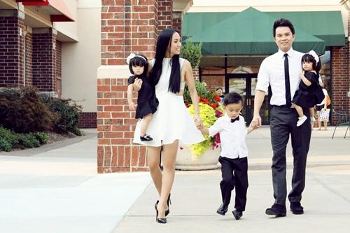 Sao nữ Vbiz càng đông con, càng được chồng yêu chiều, hạnh phúc tràn đầy - Ảnh 11