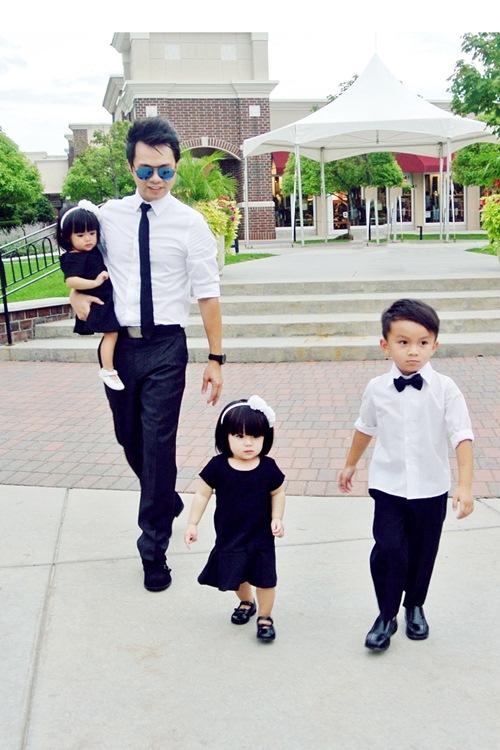 Sao nữ Vbiz càng đông con, càng được chồng yêu chiều, hạnh phúc tràn đầy - Ảnh 15