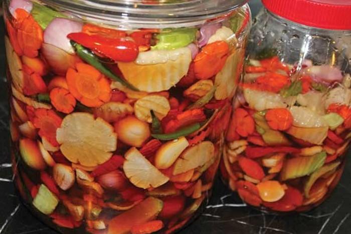 Mách mẹ bầu cách làm dưa món chua ngọt giúp giải nghén, đổi vị bữa ăn hàng ngày - Ảnh 5