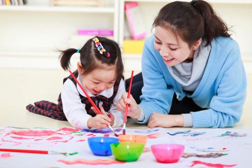Chuyên gia hướng dẫn cha mẹ cách khơi nguồn sáng tạo cho trẻ em ngay khi còn nhỏ - Ảnh 3