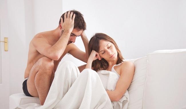 Có nhiều lý do khác nhau dẫn đến sự xa cách trong đời sống tình dục vợ chồng