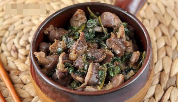 Người bị viêm đường tiết niệu nên ăn món cật gà 2 lần mỗi ngày