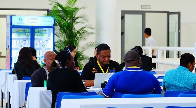 Hơn nửa triệu sản phẩm Vinamilk được chọn phục vụ hội nghị lãnh đạo cấp cao 21 nền kinh tế thành viên Apec - Ảnh 2
