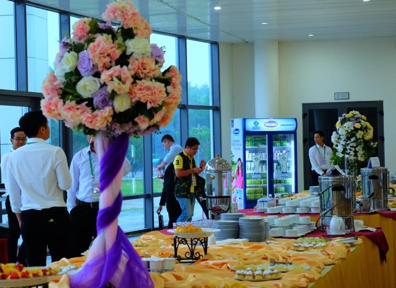 Hơn nửa triệu sản phẩm Vinamilk được chọn phục vụ hội nghị lãnh đạo cấp cao 21 nền kinh tế thành viên Apec - Ảnh 3