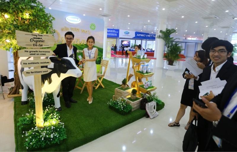 Hơn nửa triệu sản phẩm Vinamilk được chọn phục vụ hội nghị lãnh đạo cấp cao 21 nền kinh tế thành viên Apec - Ảnh 8