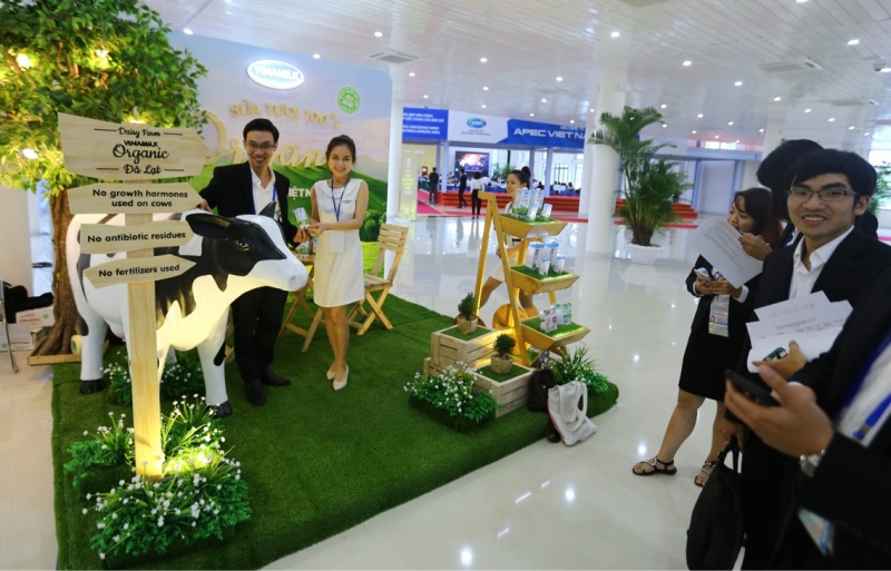 Hơn nửa triệu sản phẩm Vinamilk được chọn phục vụ hội nghị lãnh đạo cấp cao 21 nền kinh tế thành viên Apec - Ảnh 7