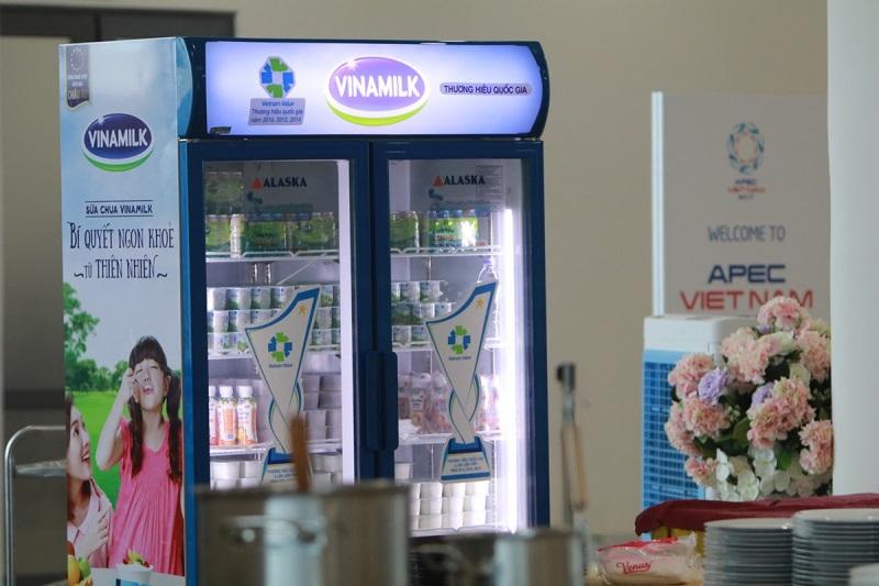Hơn nửa triệu sản phẩm Vinamilk được chọn phục vụ hội nghị lãnh đạo cấp cao 21 nền kinh tế thành viên Apec - Ảnh 1