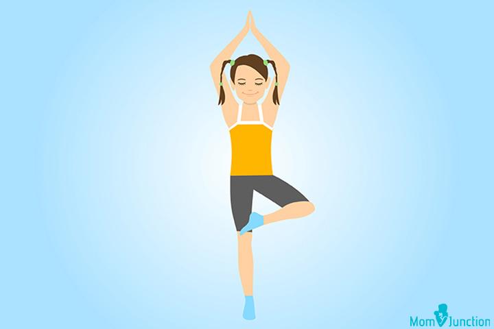 5 động tác yoga tại nhà cho trẻ giúp tăng cường sức khỏe và khả năng tập trung - Ảnh 3