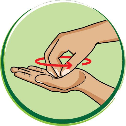 6 bước rửa tay bằng xà phòng giúp ngăn ngừa virus cúm cho trẻ - Ảnh 7