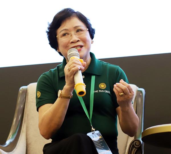 CEO Vinaseed Trần Kim Liên: Xây dựng DN tỷ USD từ nụ cười nhân viên - Ảnh 2