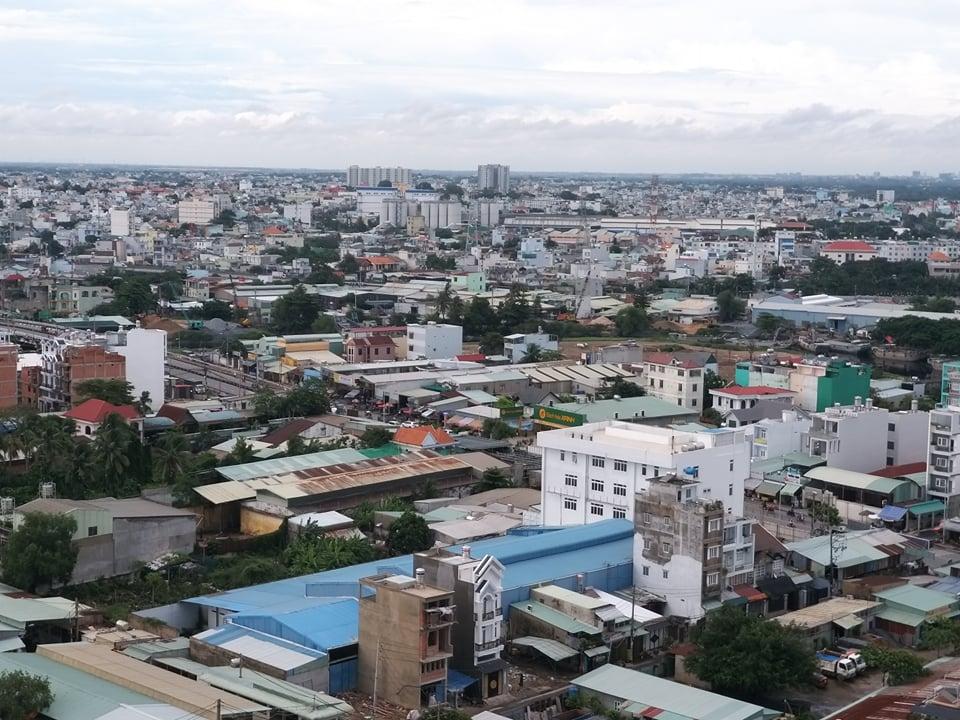 TP.HCM: Giá nhà đất quận Gò Vấp tăng cao 20% - Ảnh 1