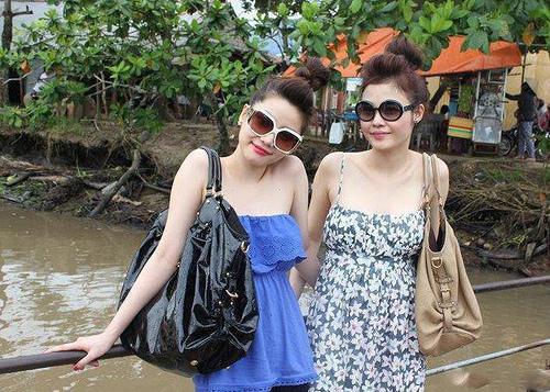 Bất ngờ với cuộc sống sau 10 năm của bộ đôi hotgirl đình đám từng được mệnh danh 'ăn chơi nhất Sài Gòn' - Ảnh 2