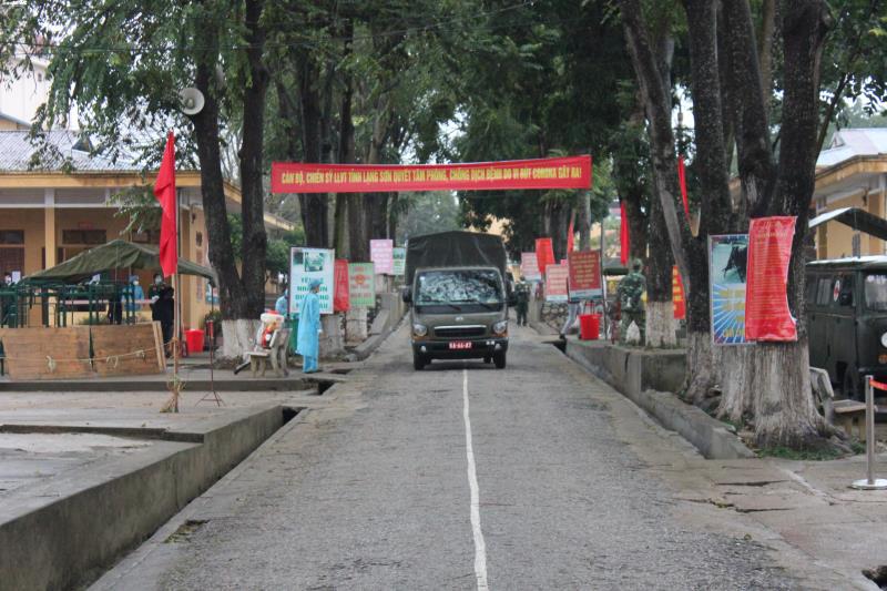 Truy tìm người phụ nữ bỏ trốn khỏi khu cách ly ở Lạng Sơn - Ảnh 1