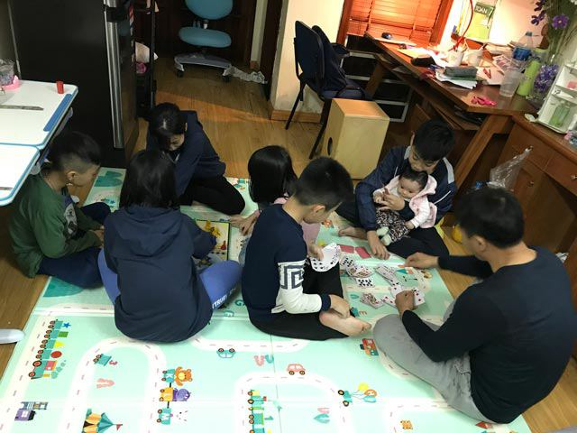 Trẻ nghỉ học tránh dịch: Mẹ gồng mình quản 8 con lẫn cháu, mẹ cho con về quê 'lánh nạn' - Ảnh 5