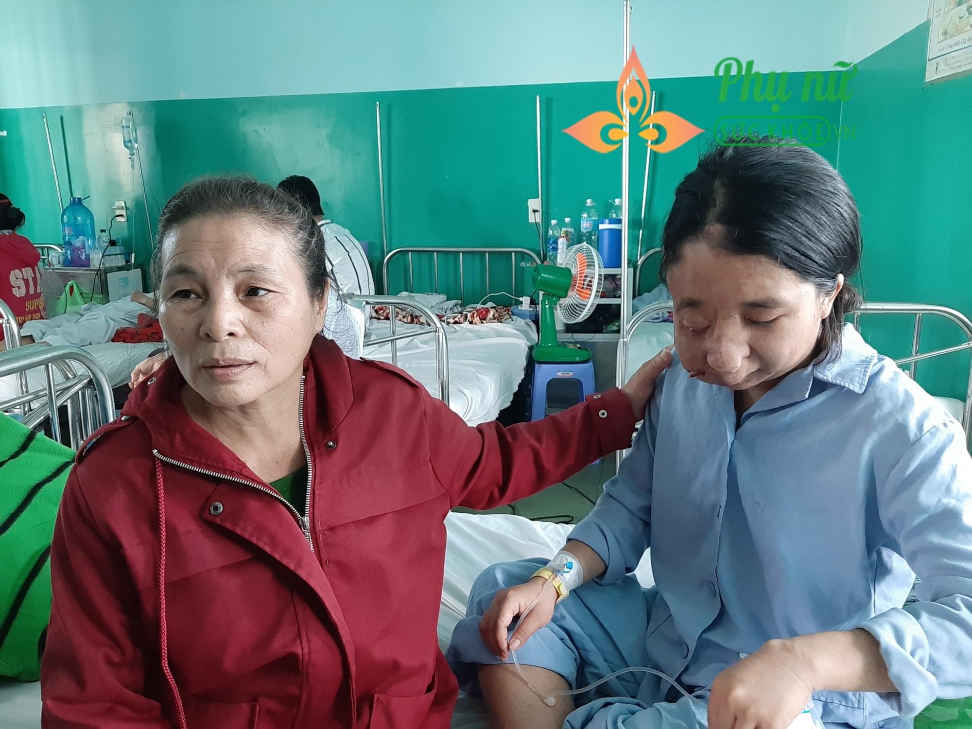 Cô gái mắc bệnh quái ác khiến mặt bị dị dạng, đau đớn tột cùng, chỉ mong được khỏe mạnh lo cho cha mẹ già yếu - Ảnh 3