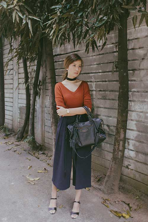 Đây chính là 15 set đồ mặc đẹp bất chấp nắng mưa cho nàng công sở - Ảnh 1