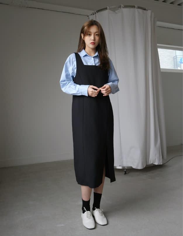 Đây chính là 15 set đồ mặc đẹp bất chấp nắng mưa cho nàng công sở - Ảnh 12