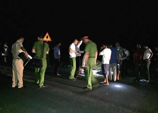 Vụ tai nạn giao thông ở Hà Tĩnh: Tài xế ô tô không làm chủ tốc độ khiến 3 em nhỏ tử vong - Ảnh 1