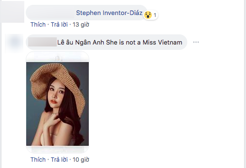 Hết chê lẳng lơ, cư dân mạng Việt Nam vào page Hoa hậu Liên lục địa tố Lê Âu Ngân Anh 'thi chui'  - Ảnh 2