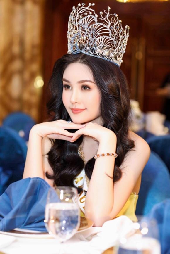 Hết chê lẳng lơ, cư dân mạng Việt Nam vào page Hoa hậu Liên lục địa tố Lê Âu Ngân Anh 'thi chui'  - Ảnh 7