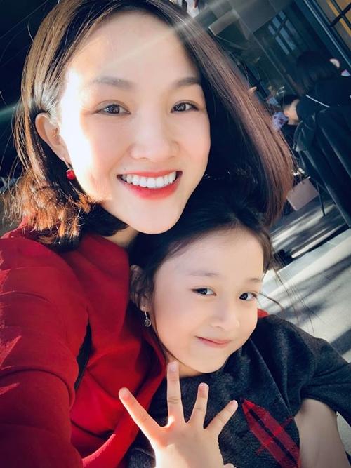 Bà xã Phan Đinh Tùng: 'Gác lại hoài bão từ khi làm vợ, làm mẹ' - Ảnh 2
