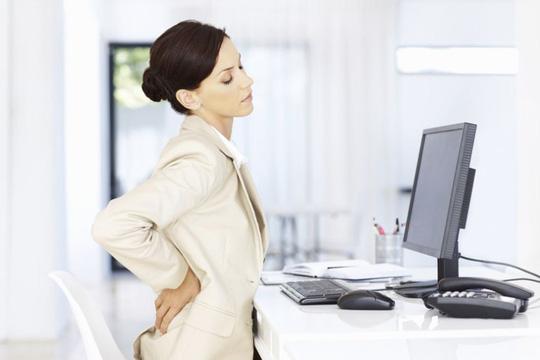 Ngồi quá lâu sẽ ảnh hưởng không tốt đến các cơ vùng chậu