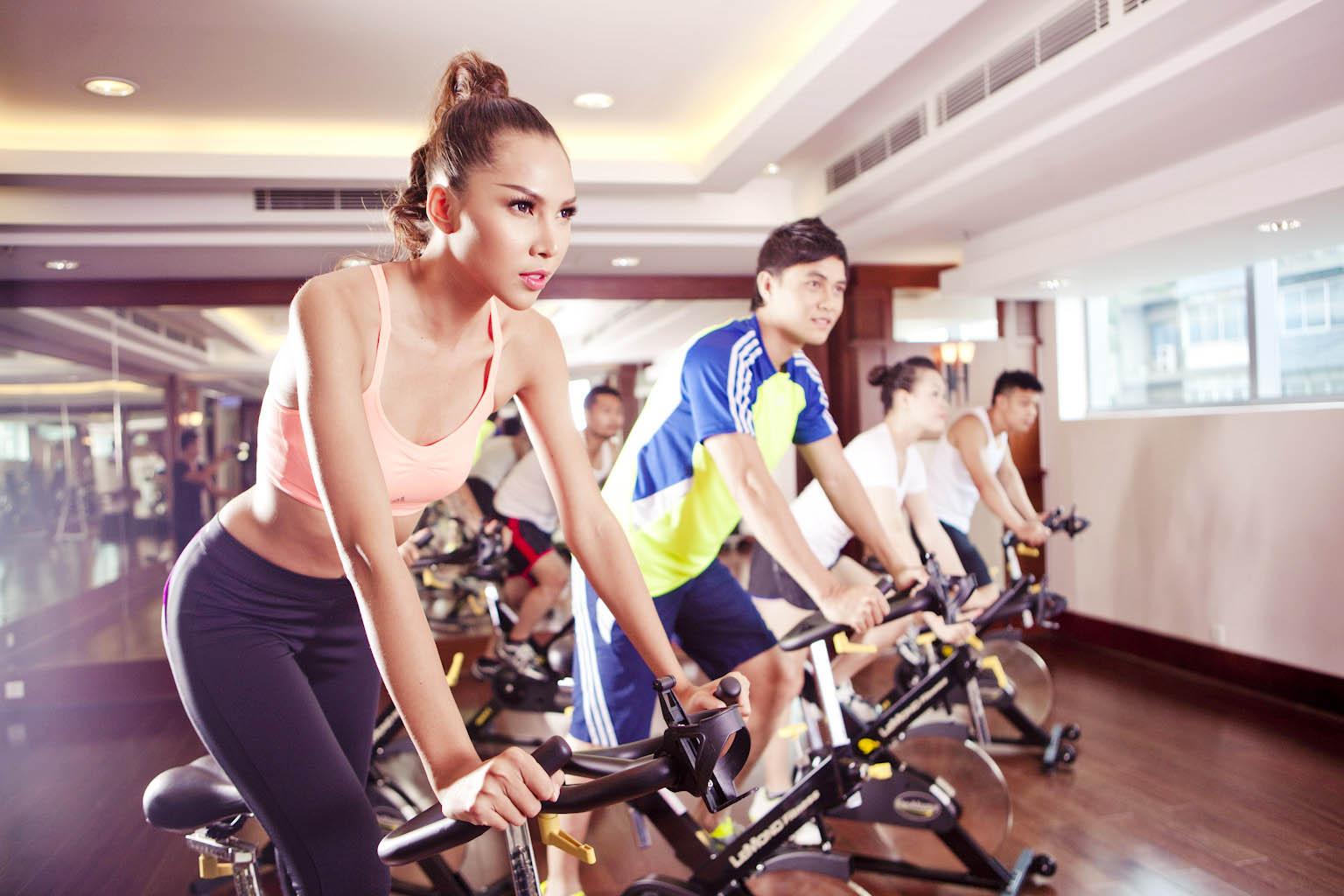 sau khi tập thể dục là một trong những thời điểm tốt nhất để quan hệ.