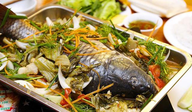 Cách làm món canh cá nấu dưa cải chua ngon ngày trở lạnh - Ảnh 4