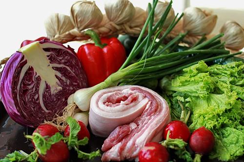 Mẹo vặt đi chợ chọn mua thực phẩm an toàn - Ảnh 1