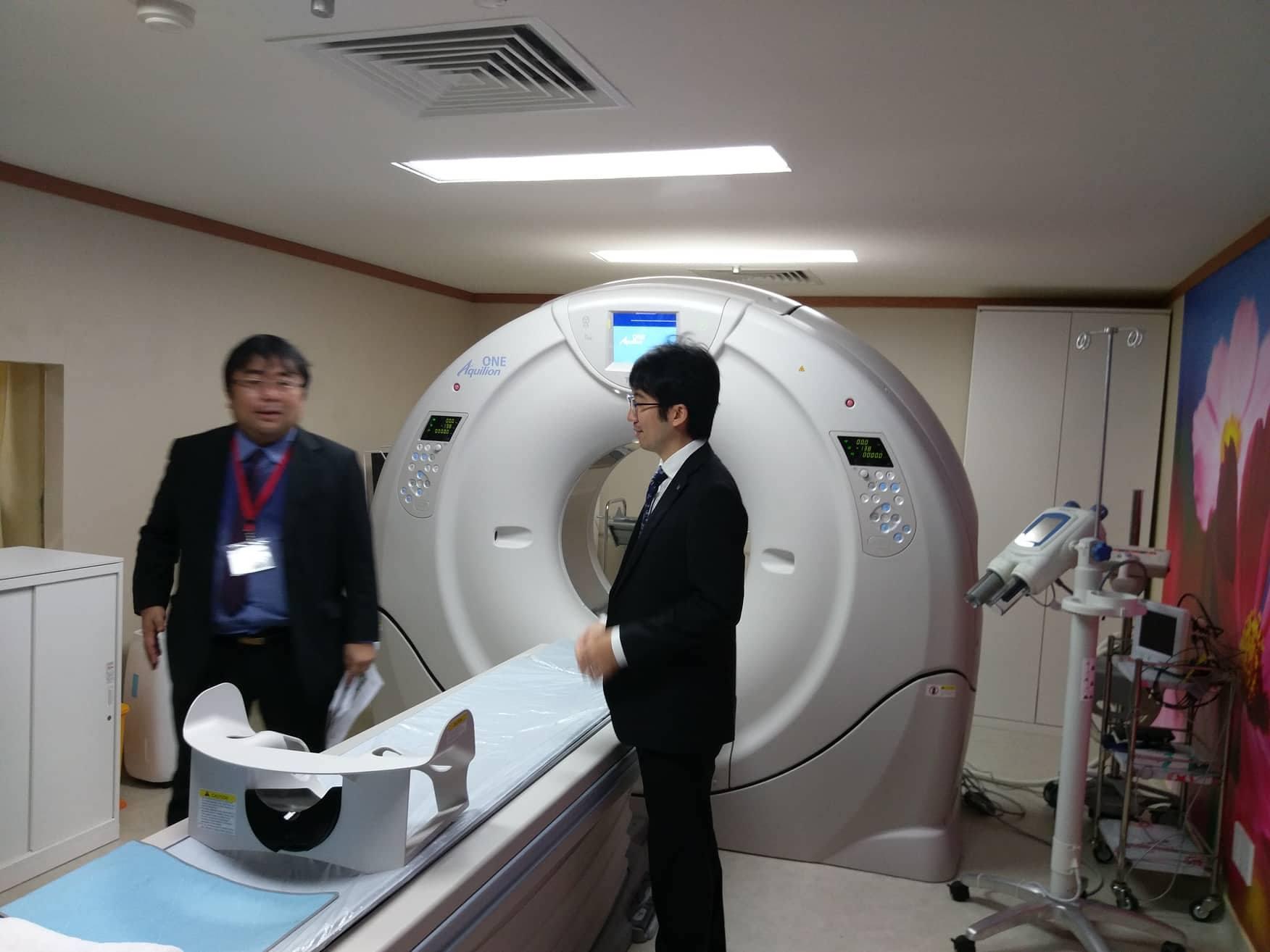 Bệnh viện Chợ Rẫy khánh thành trung tâm chăm sóc kiểm tra sức khỏe theo tiêu chuẩn Nhật Bản - Ảnh 2