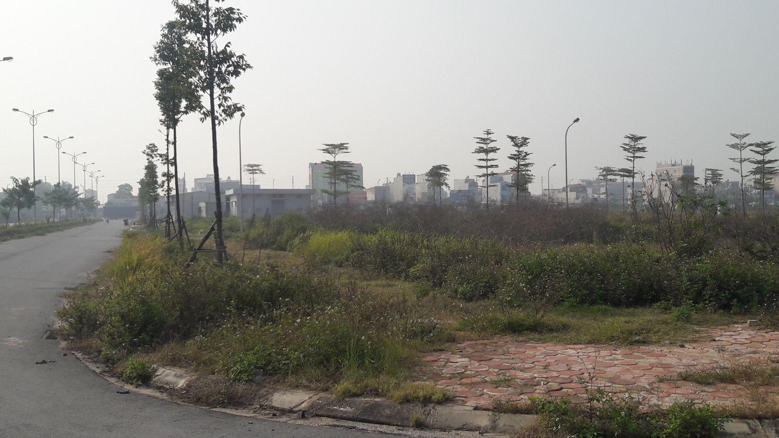 """Cơ quan CSĐT Công an tỉnh Bắc Ninh đã khởi tố vụ án hình sự """"Lừa đảo chiếm đoạt tài sản"""", xảy ra tại Công ty Cổ phần bất động sản Tú Minh trong việc bán đất tại Dự án KĐTM Quế Võ (ảnh trên)."""