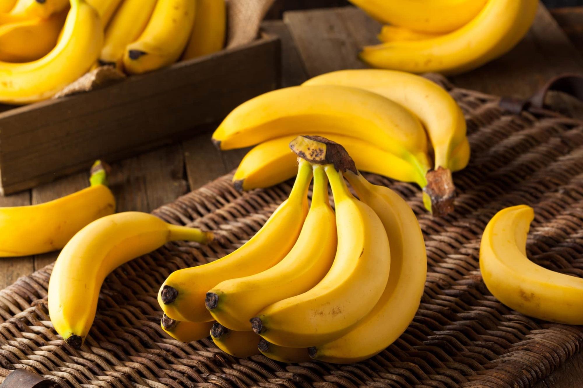 Ăn chuối vào mỗi buổi sáng để cải thiện tình trạng tăng huyết áp