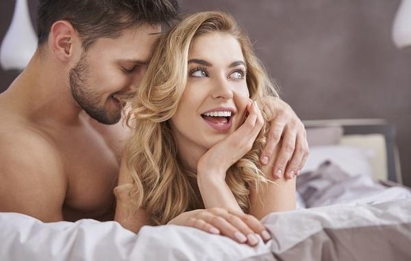Đừng ngại phát ra tiếng cười trong phòng ngủ