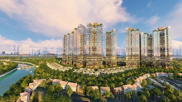 Sunshine City Sài gòn tọa lạc tại vị trí trung tâm quận 7 liền kề KĐT Phú Mỹ Hưng, tâm điểm phía Nam của thành phố.
