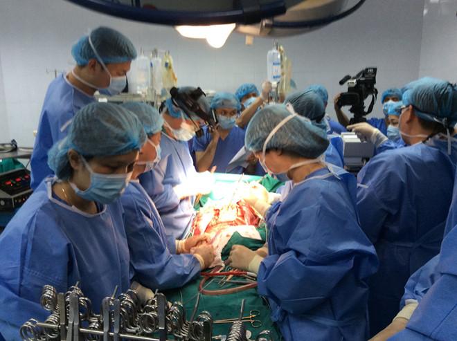 3 bệnh viện lớn tại TPHCM hợp tác điều phối liên viện hiến và ghép tạng - Ảnh 2