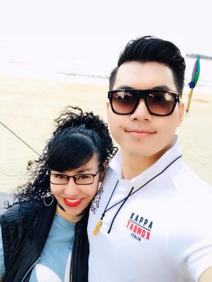 Trương Nam Thành tổ chức tiệc cưới cùng nữ đại gia hơn tuổi ở Hà Nội - Ảnh 1