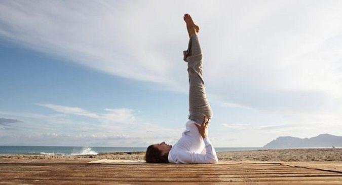 10 tư thế yoga đơn giản giúp kiểm soát lượng đường trong máu - Ảnh 2