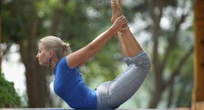10 tư thế yoga đơn giản giúp kiểm soát lượng đường trong máu - Ảnh 4