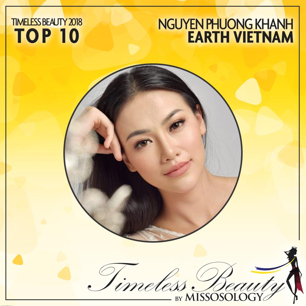 H'Hen Niê, Phương Khánh 'nắm tay' vào Top 10 mỹ nhân đẹp nhất thế giới năm 2018 - Ảnh 4