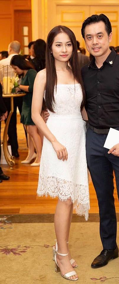 Hiếm hoi xuất hiện, bạn gái Dương Khắc Linh bị chê diện trang phục lố bịch và quê mùa - Ảnh 14