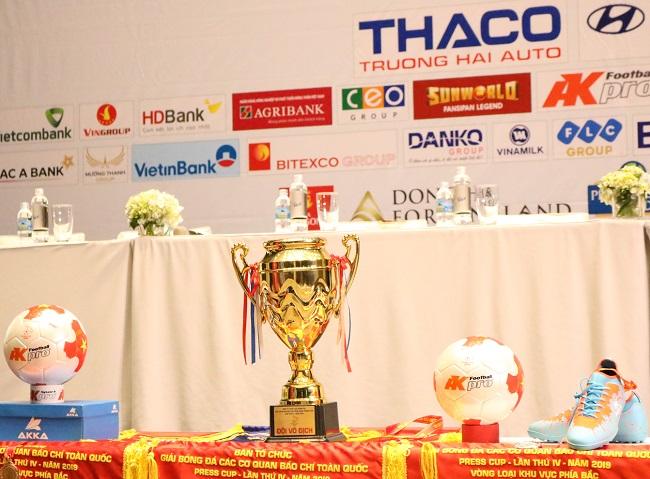Tổng thư ký LĐBĐ Hà Nội: 'Chất lượng chuyên môn và uy tín của Press Cup ngày càng cao'  - Ảnh 2