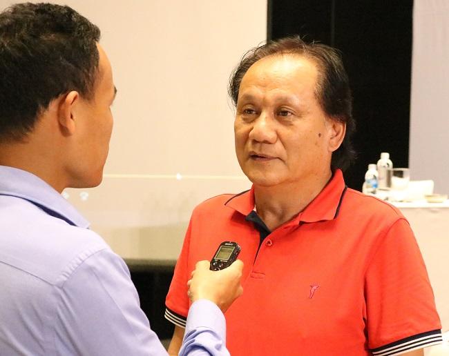 Tổng thư ký LĐBĐ Hà Nội: 'Chất lượng chuyên môn và uy tín của Press Cup ngày càng cao'  - Ảnh 1