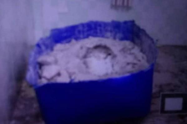 Vụ phát hiện 2 thi thể người trong thùng nhựa chứa bê tông: Rùng mình lời kể của nhân chứng - Ảnh 1