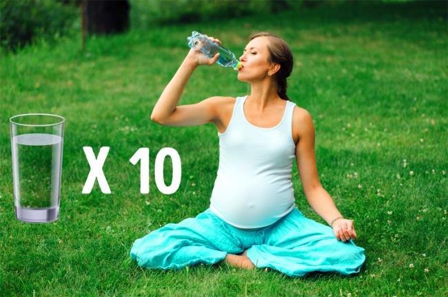 7 lời khuyên hữu ích cho thai kỳ khỏe mạnh - Ảnh 3